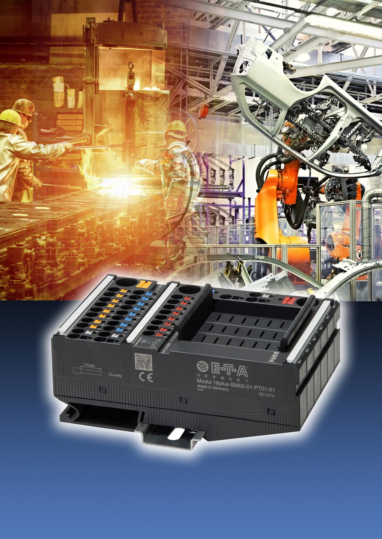 PR377 Typ Modul 18plus | E-T-A